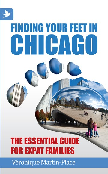 News about my book Finding Your Feet In Chicago